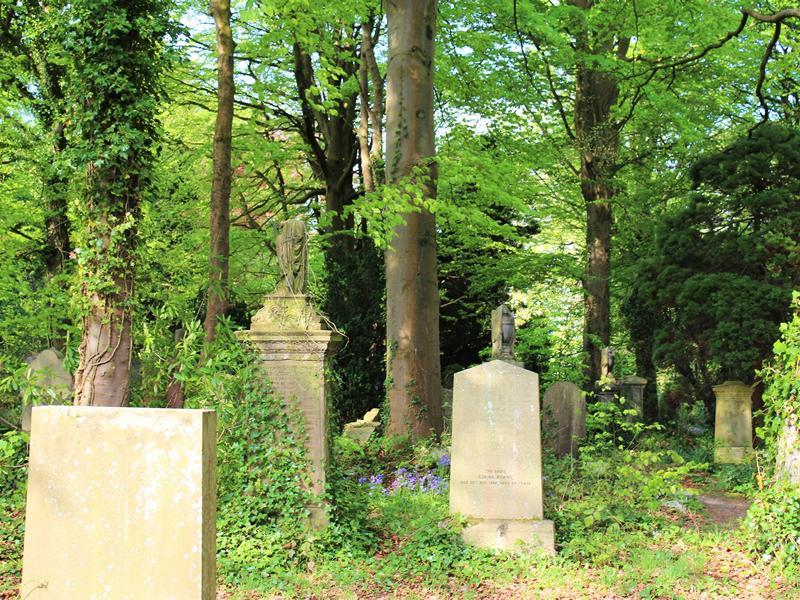 Cathcart Cemetery Summer Tour Programme