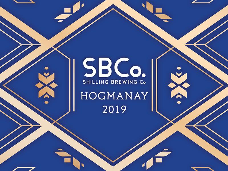 Hogmanay Burlesque At Shilling Brewing Co.