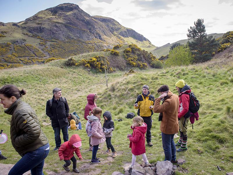 Holyrood Family Adventure - CANCELLED