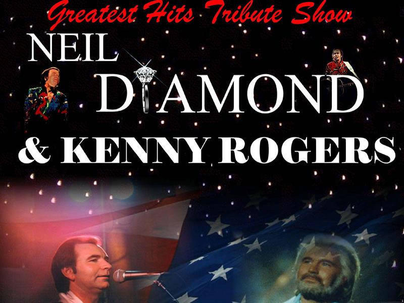 Neil Diamond & Kenny Rogers Tribute