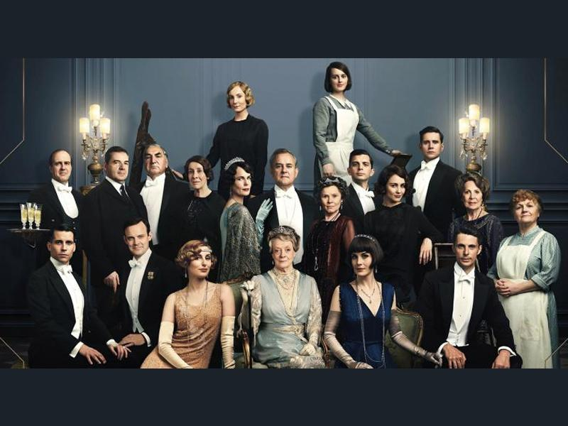 Downton Abbey at Lauriston Castle - CANCELLED
