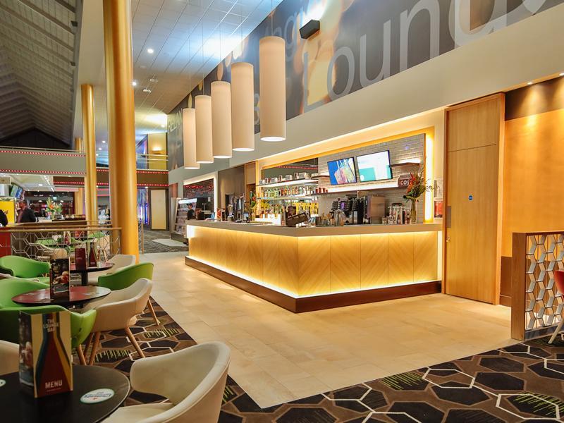 Showcase Cinema Paisley undergoes luxury transformation!