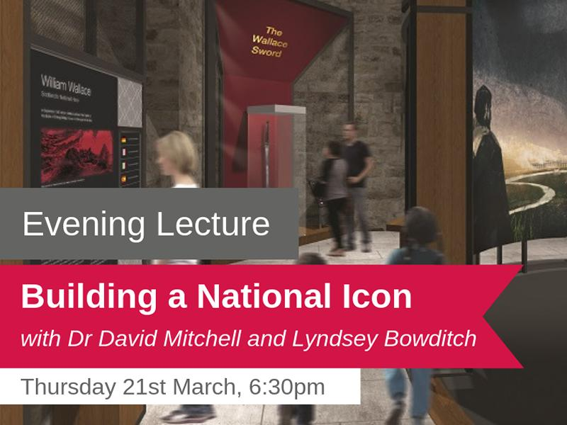 Evening Lecture – Building a National Icon