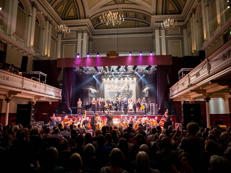 Award winning architects to lead redesign of Paisley Town Hall interior