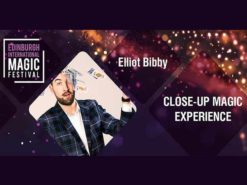 Elliot Bibby 'Close-up Magic Experience'