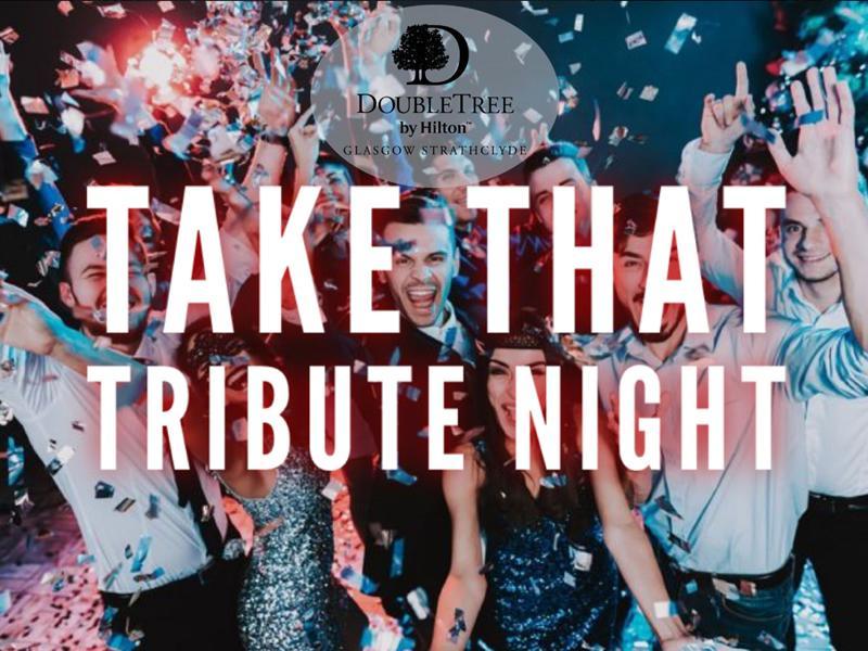 Take That Tribute Night - POSTPONED