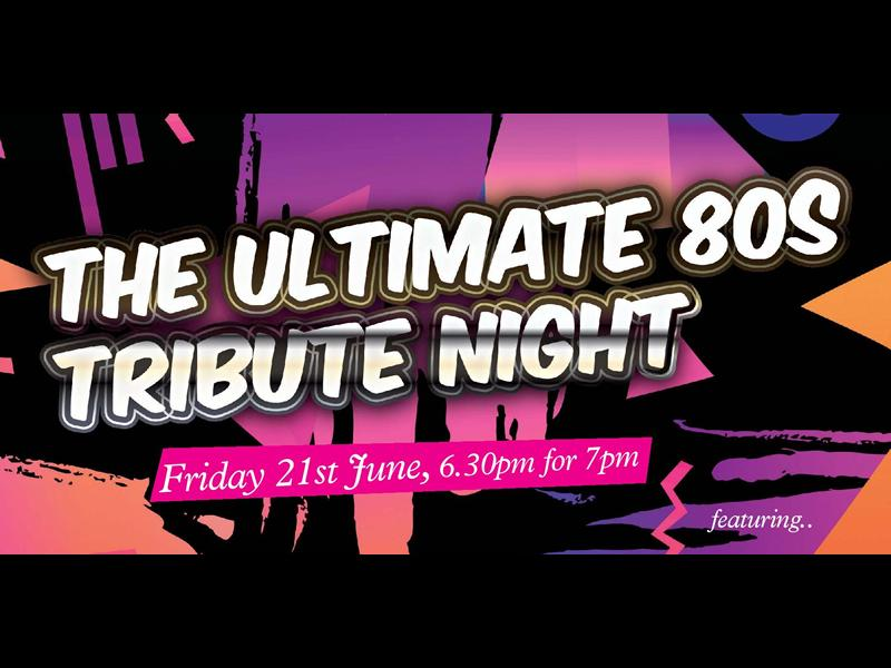 The Ultimate 80's Tribute