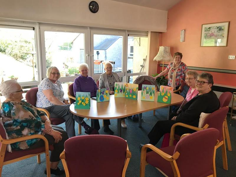 Leap Hands On Project Stonehouse Ladies Friendship Group
