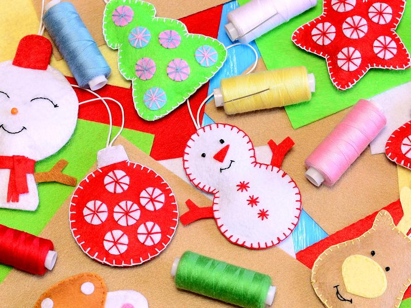 Drop in Christmas Crafts