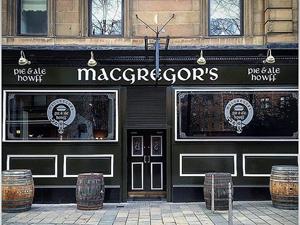 MacGregors Pie & Ale Howff