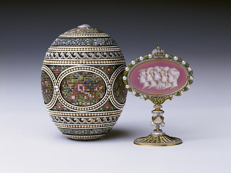 Make a Masterpiece: Fabulous Faberge
