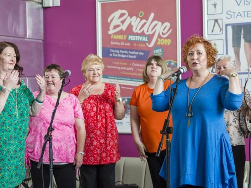 Platform Singers Choir - Online