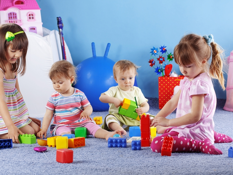 Children: Baby and Toddler Activities