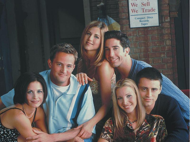 The one where Friends is on the big screen at Vue Edinburgh