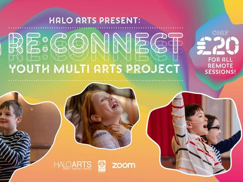 Re:Connect- Youth Multi Arts Project