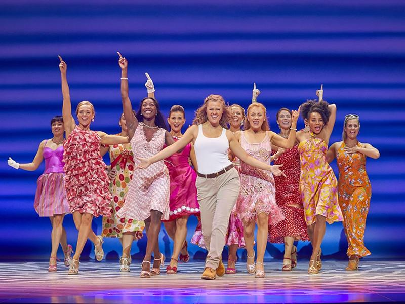Edinburgh Playhouse Will Open 20th Anniversary New UK Tour Of Mamma Mia