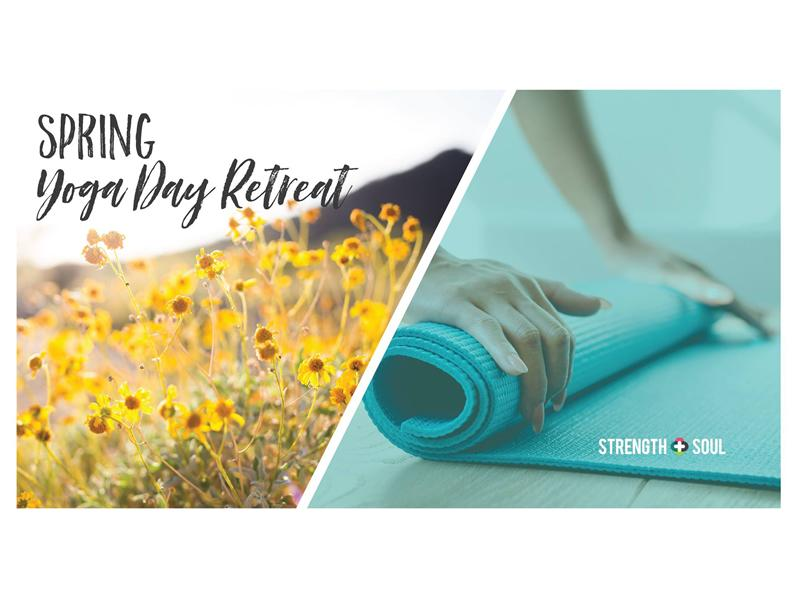 Spring Yoga and Ayurveda Day Retreat