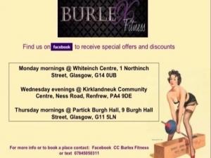 CC BurleX Fitness