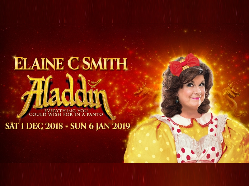Your wish is granted! Glasgow Kings panto 2018 confirmed