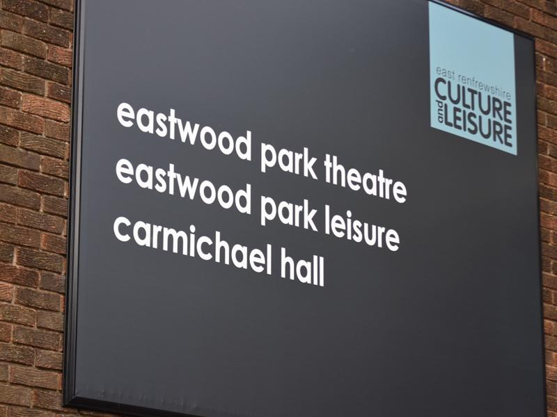 Funding Boost for Eastwood Park Theatre