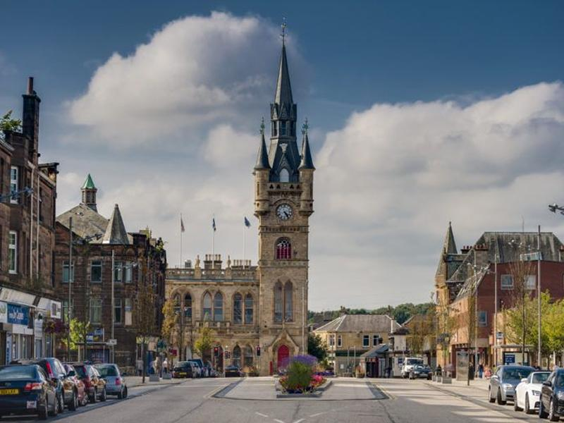 Renfrew Town Hall And Museum