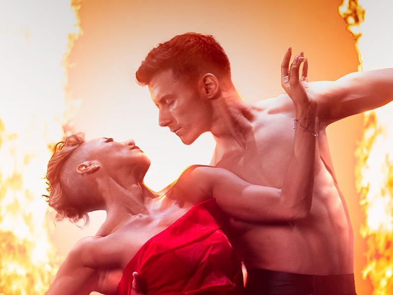 Firedance With Gorka Marquez & Karen Hauer