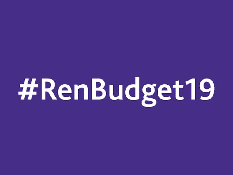 Renfrewshire budget delivers now and long term