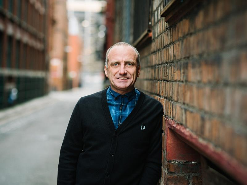 Barry Woodward - Author of Once an Addict