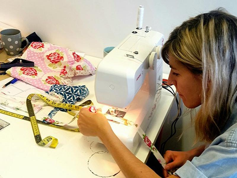 Upcycle, Revamp and Restyle:  4 Week Course