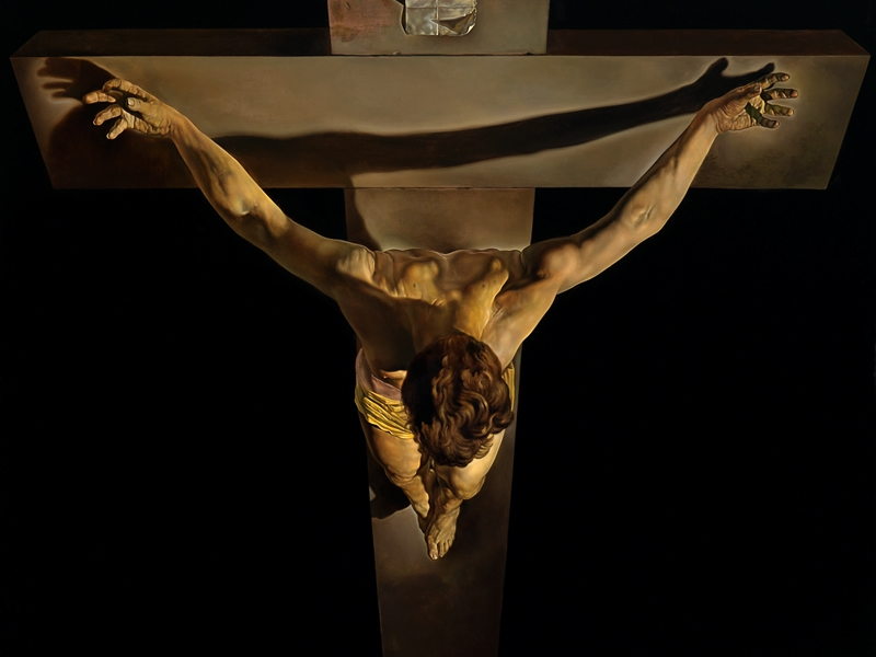 Christ of St John of the Cross back on show at Kelvingrove Museum