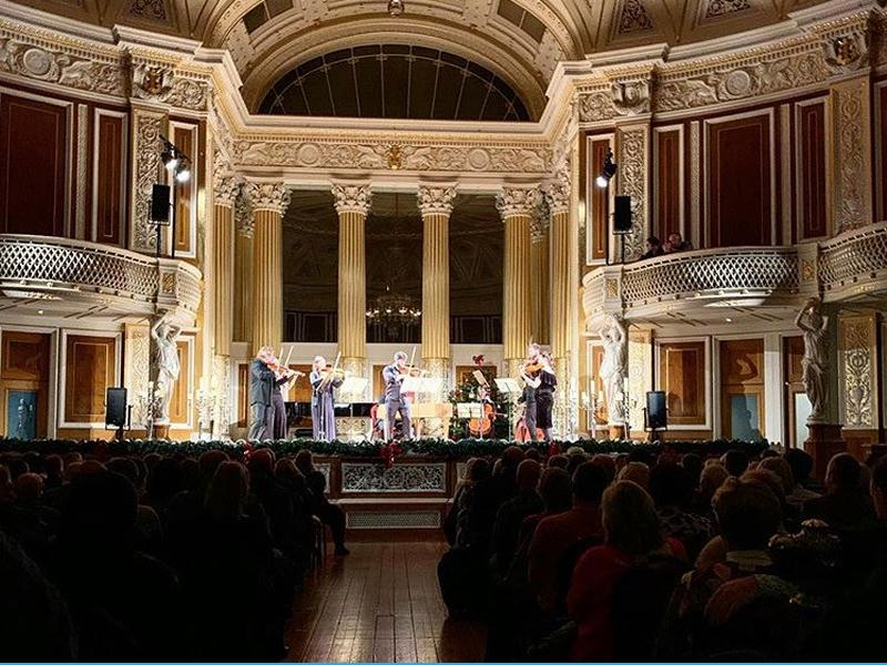 Vivaldi's Four Seasons by Candlelight - CANCELLED
