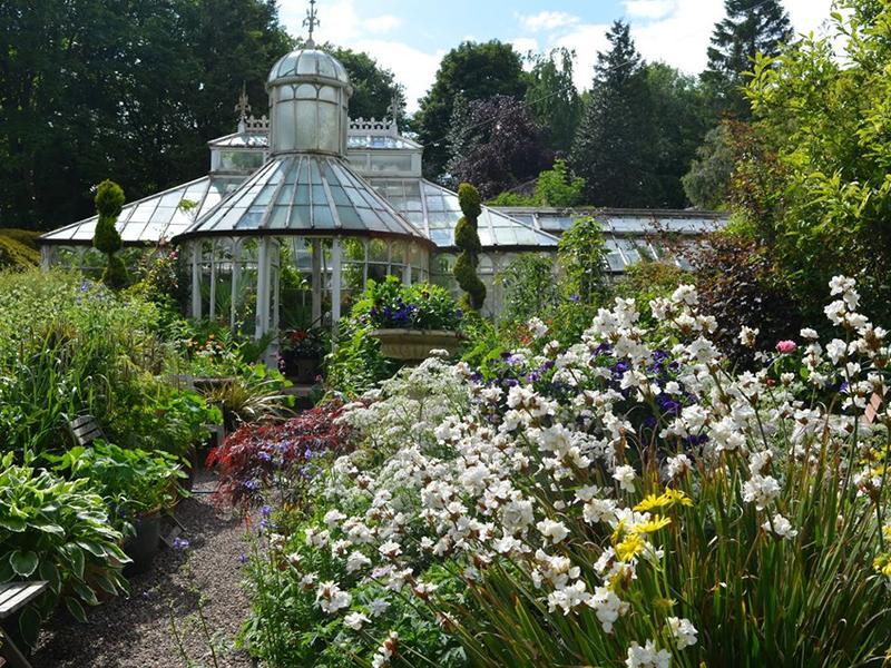 Scotland's Gardens Scheme Open Garden: Glassmount House