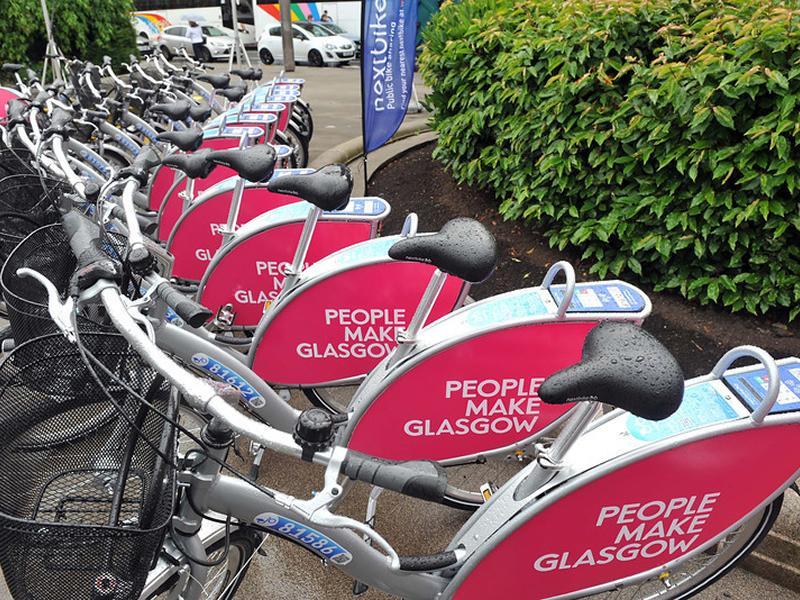 Nextbike scheme hits a million