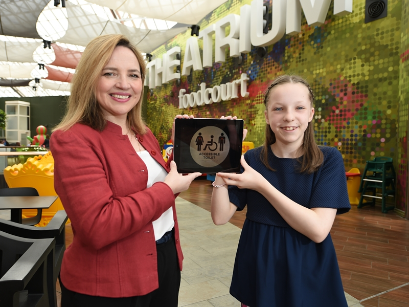 St. Enoch adopts inclusive signage
