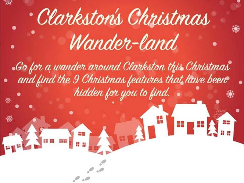 Clarkston's Christmas Wander-land