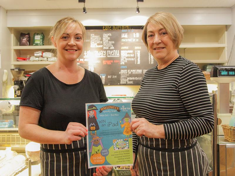 Go Forth Stirling Launches Spooky Halloween Trail