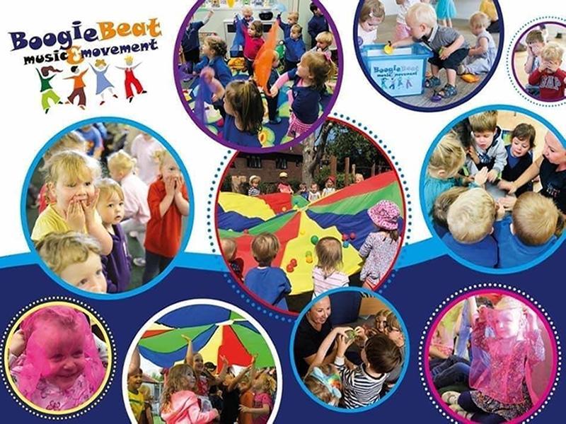 Free Boogie Beat FB Live Class - Mondays at 10.30am