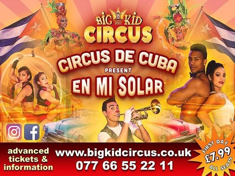 Big Kid Circus: East Kilbride