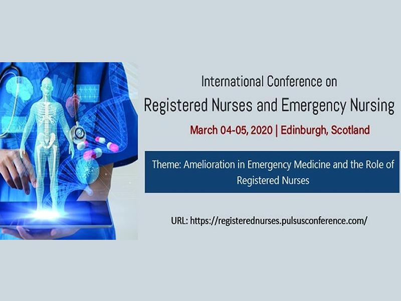 International Conference on Registered Nurses and Emergency Nursing