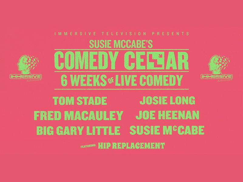 Susie McCabe's Comedy Cellar