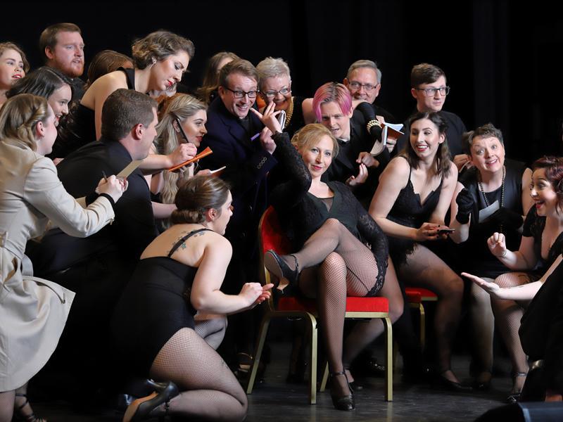 Ticket sales drum up extra CHICAGO performance in Lanark
