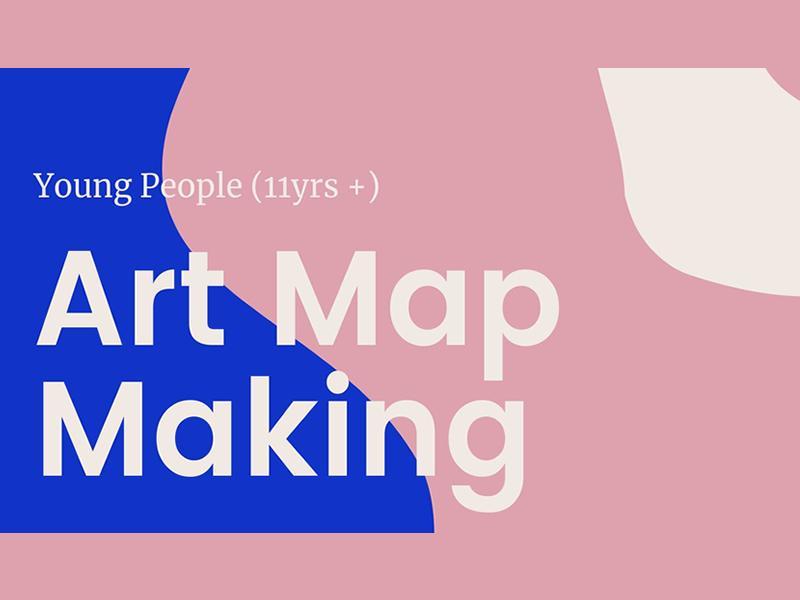 Art Map Making - Summer Workshops