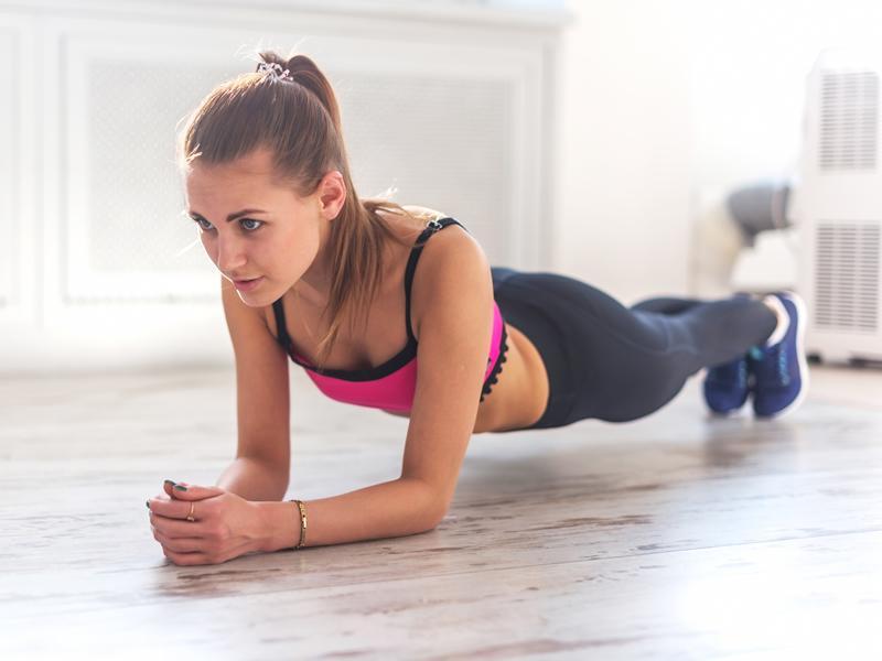 Virtual Yoga & HIIT Pilates Classes