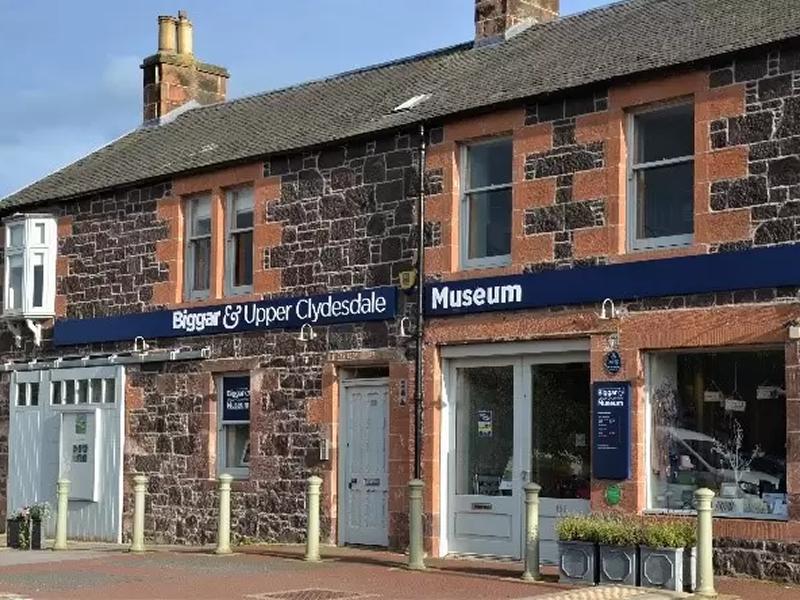 Doors Open Days: Biggar & Upper Clydesdale Museum