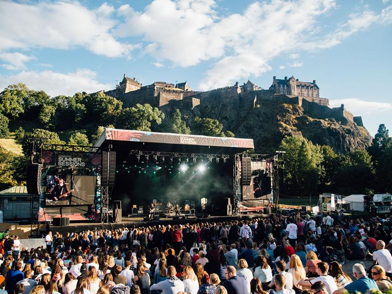 Summer Sessions Edinburgh adds Fatherson, The Ninth Wave and more...