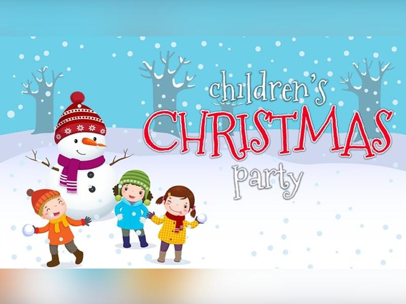 Kids Christmas Disco Party