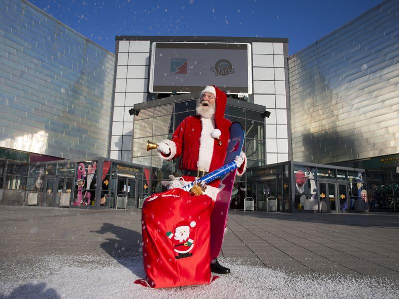 Leisure destination XSite Braehead brings joy at Christmas