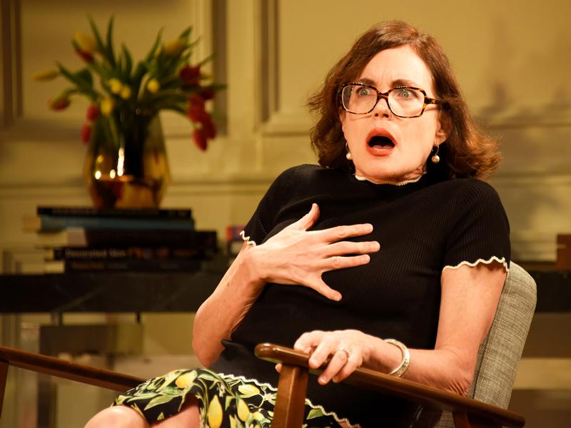 Elizabeth McGovern and Nigel Lindsay reprise star roles in God of Carnage