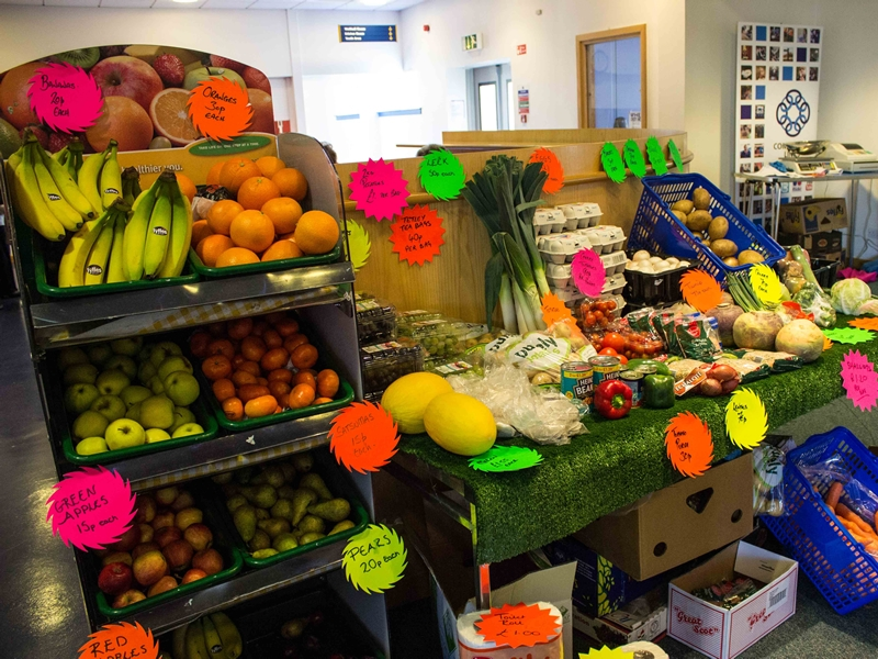 Fruits And Shoots Food Co Op (hillhouse)