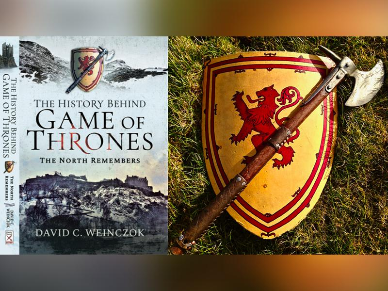 The History Behind Game of Thrones: The North Remembers (Book Launch)